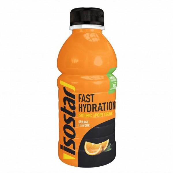 Isostar Fast Hydration 500ml Pomorandža