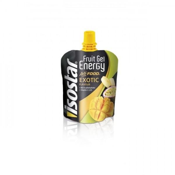 IsoStar Energy Gel 90g Exotic