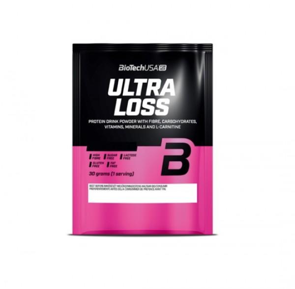 BioTechUSA Ultra Loss 30g Lešnik