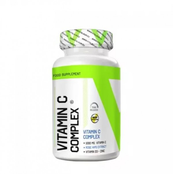 Vitalikum Vitamin C 1000mg + D3 + ZN