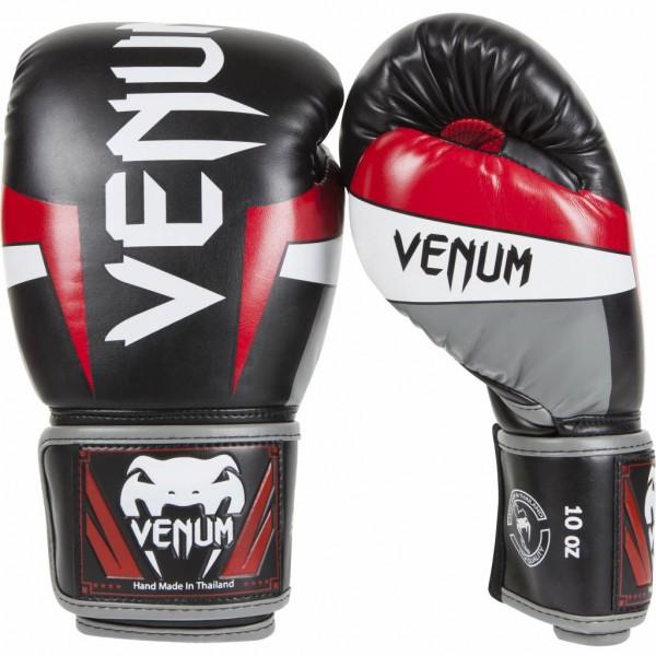 Venum-Rukavice Za Boks Elite* B/R/G 14OZ