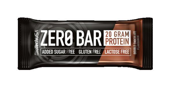 Zero Bar Dupla Čokolada 50 g