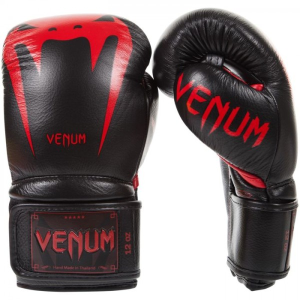Rukavice za Boks Venum Giant 3.0 Black/Devil 12OZ