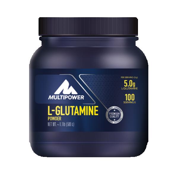 L-Glutamine, 500 g