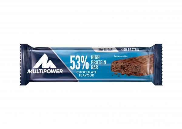 Protein Bar 53%, Čokolada, 50 g