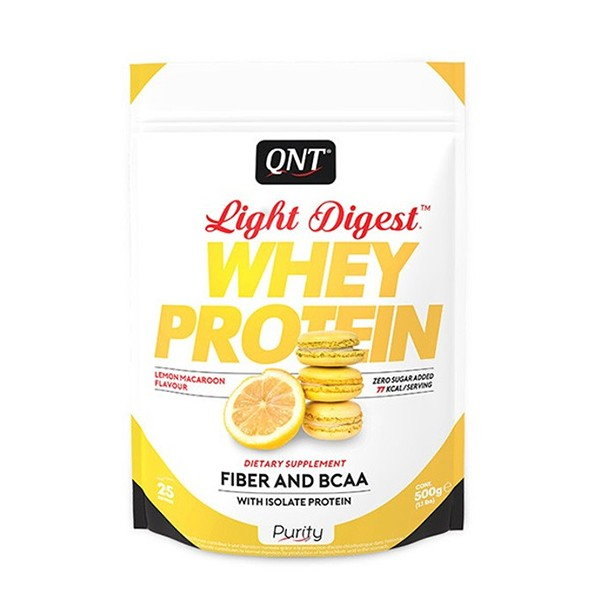 Light Digest Whey, Limun, 500 g