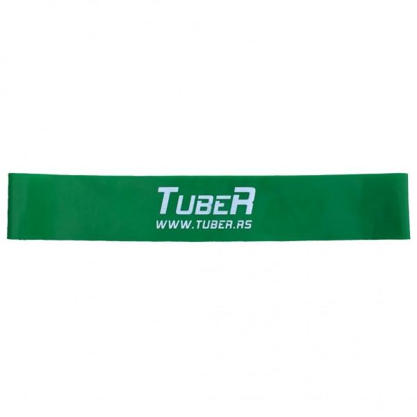 TubeR Mini Zelena 1mm