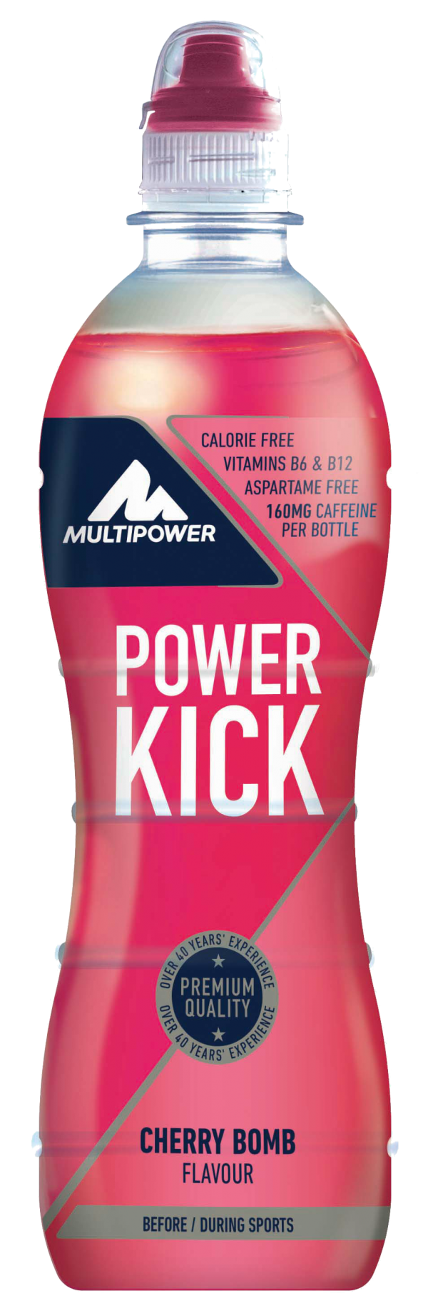 Power Kick, Višnja, 500 ml
