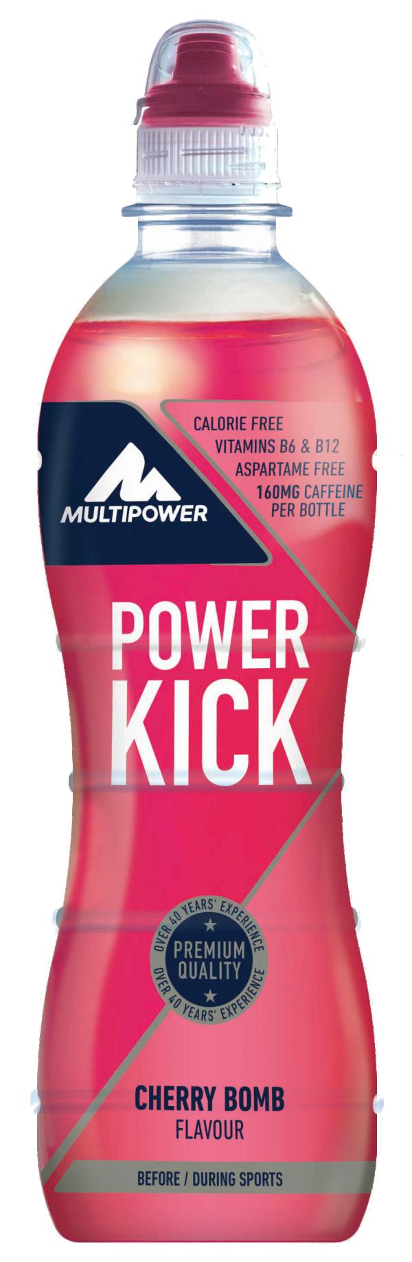 Power Kick, Višnja, 500 ml