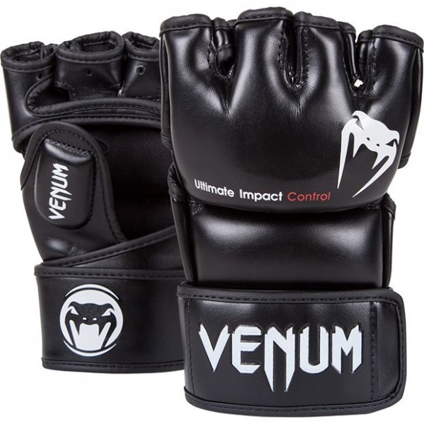 Venum-Rukavice za MMA Impact Crne M