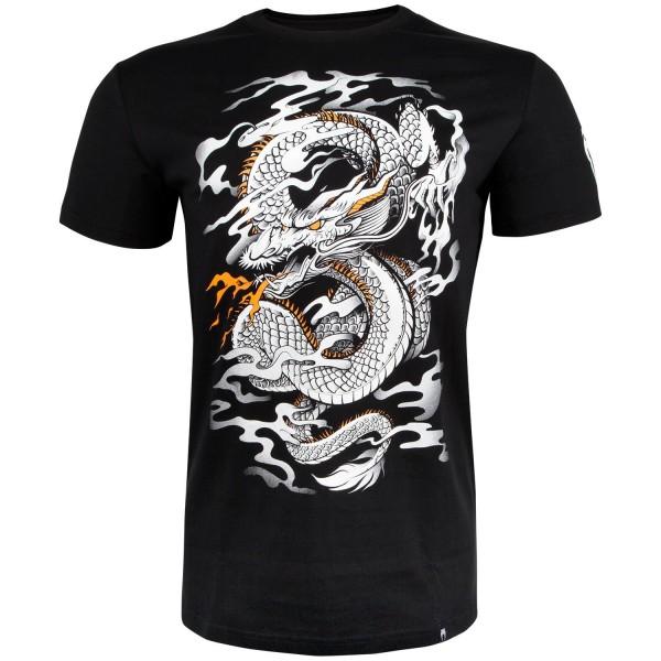 Venum-Majica Dragons B-W L