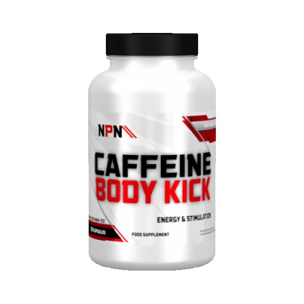 Caffeine Body Kick,150 cap