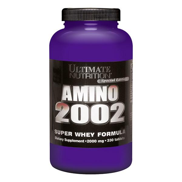 Amino 2002, 330 tbl
