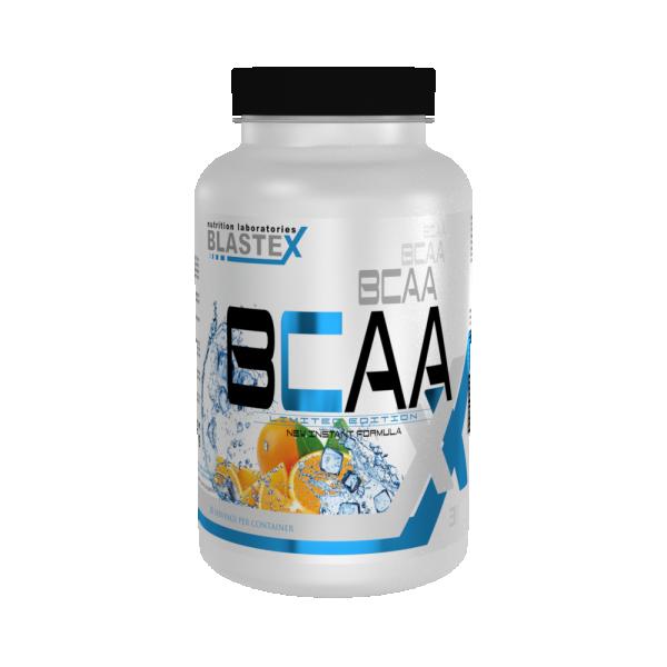 BCAA Xline, 300 g Pomorandža