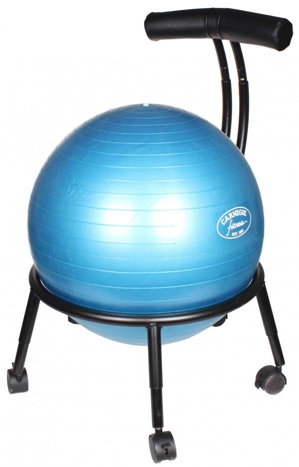 Stolica sa Pilates Loptom 55 cm