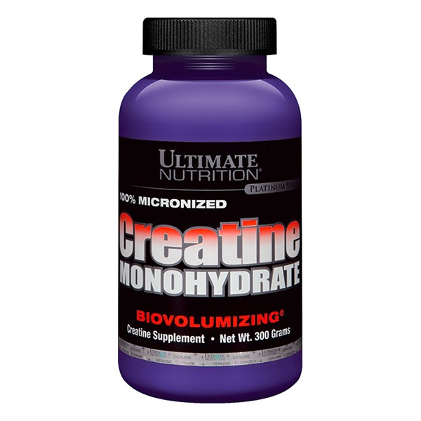 Ultimate Nutrition Creatine Monohydrate, 300 g