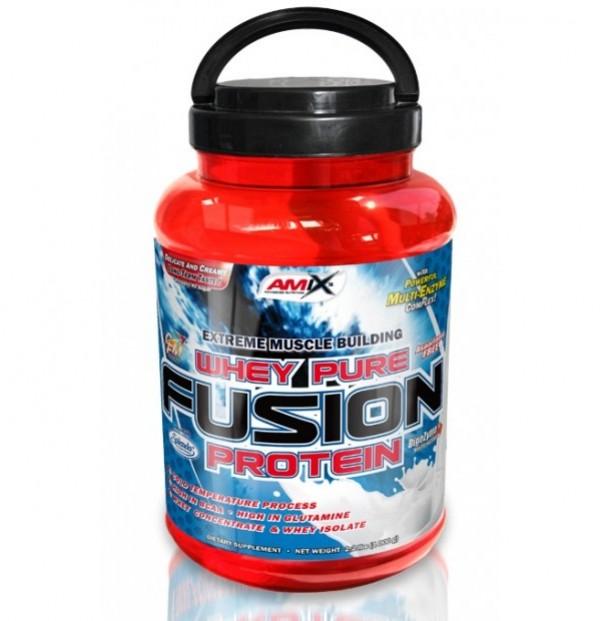 Whey Pro Fusion Jagoda, 1 kg