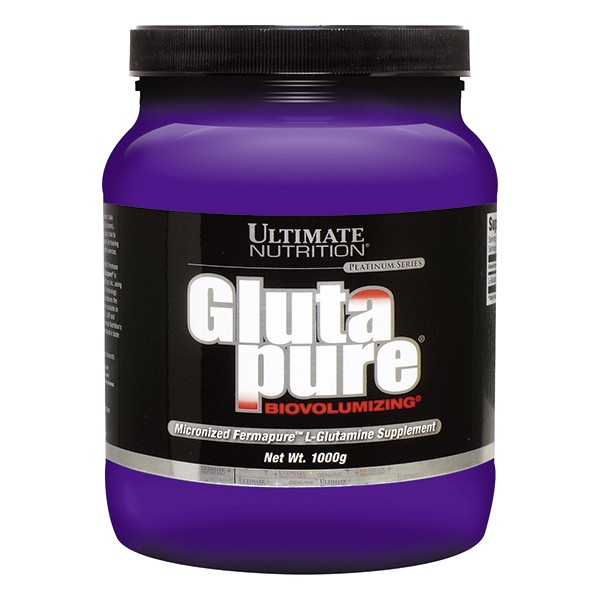 Ultimate Nutrition Gluta Pure, 1kg