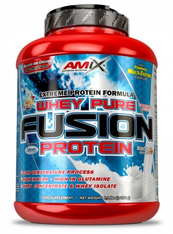 AMIX Whey Pro Fusion Jagoda, 2,3 kg