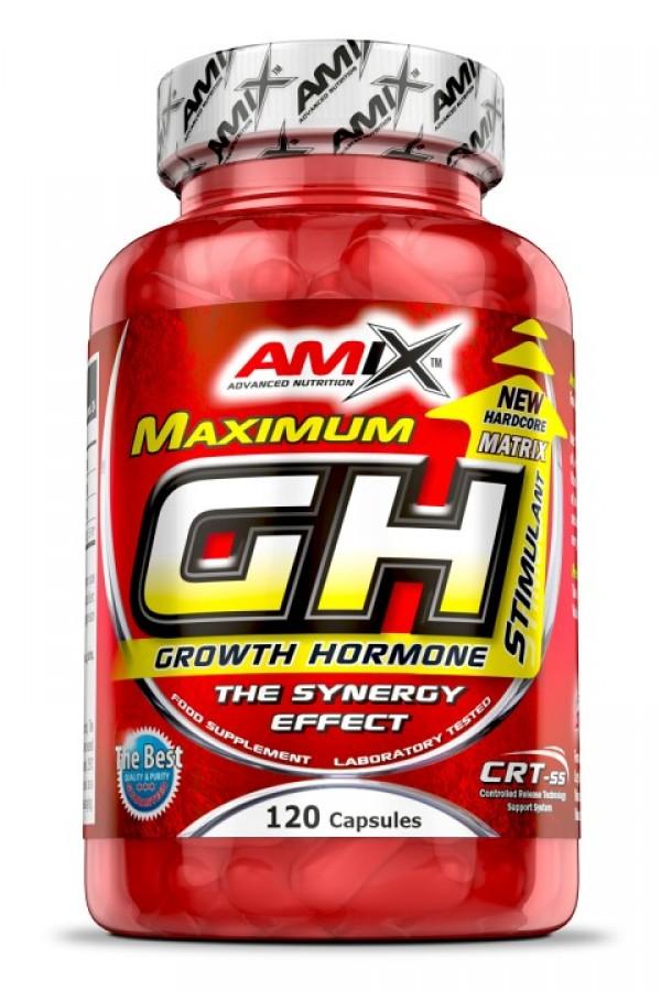 GH Stimulant Maximum, 120 cap