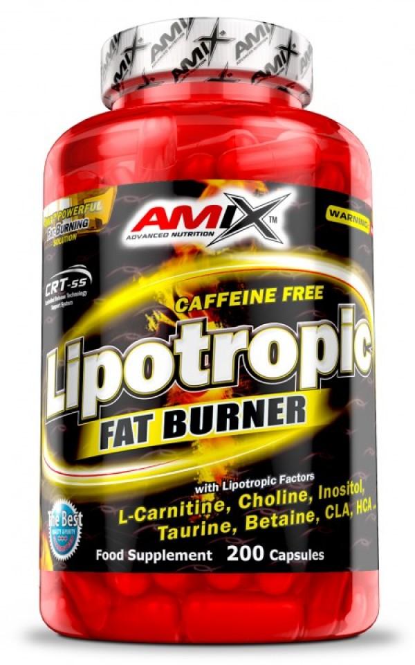 Lipotropic Fat Burner, 200 cap