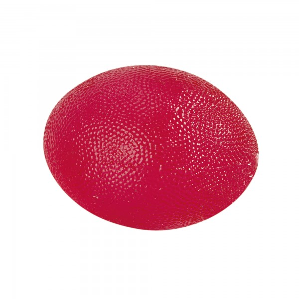 Silikonsko jaje, Crveno 6 cm