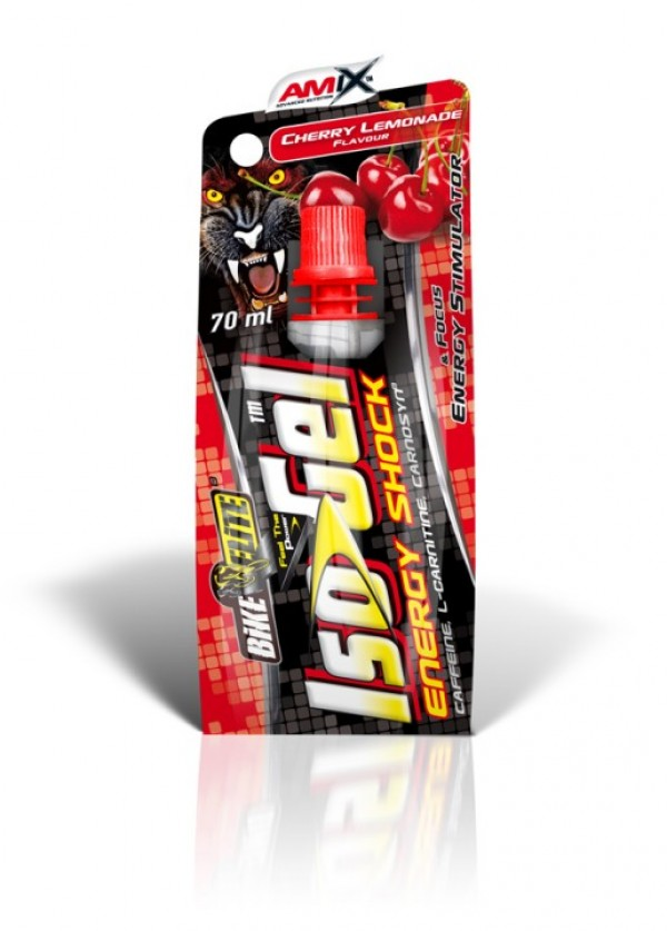 IsoGel Energy Shock 70ml Chery