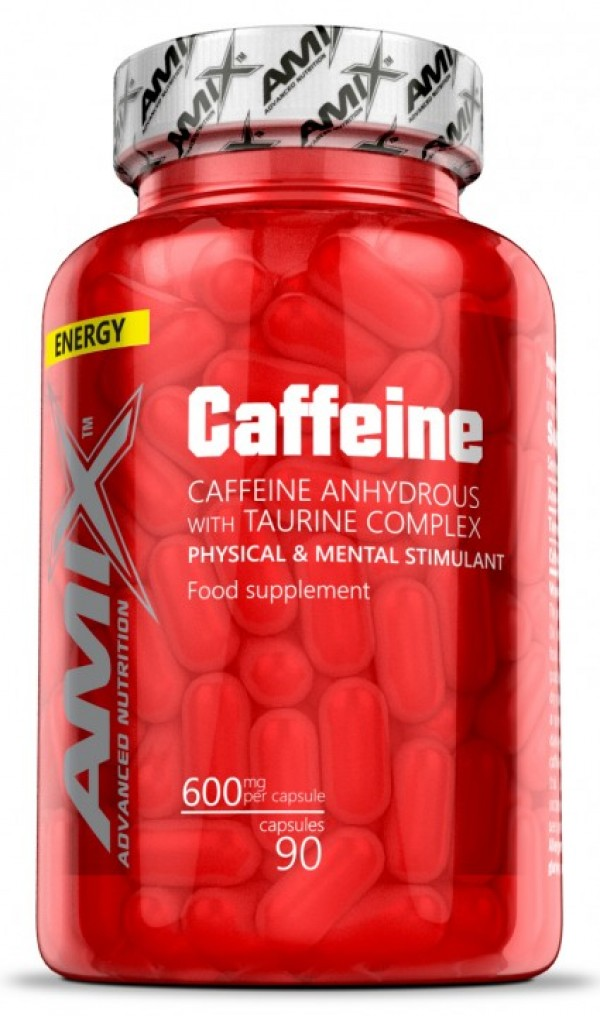 Caffeine 200 mg wiht Taurine