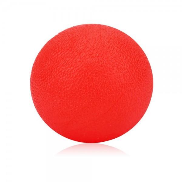 Silikonska loptica, Crvena 4,5 cm