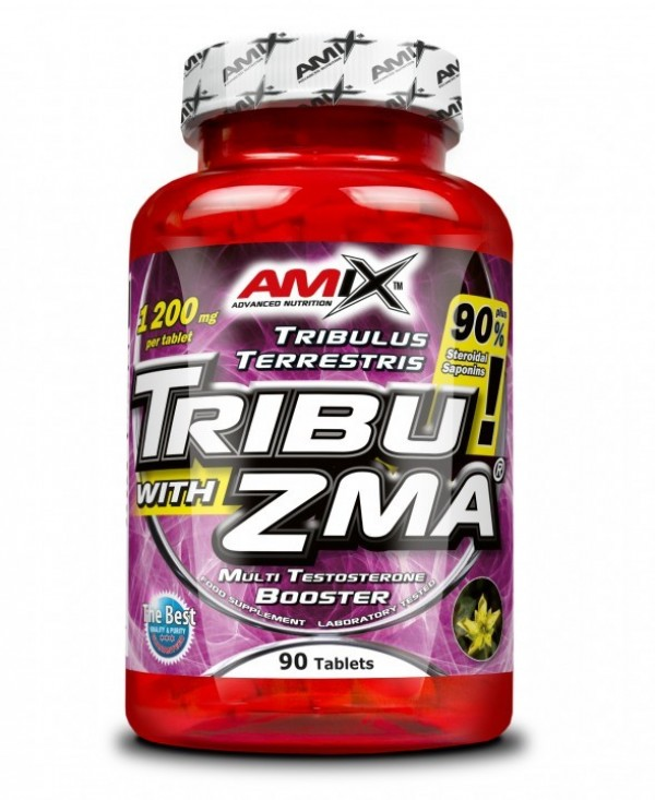 Tribulus with ZMA 1200 mg, 90 tbl