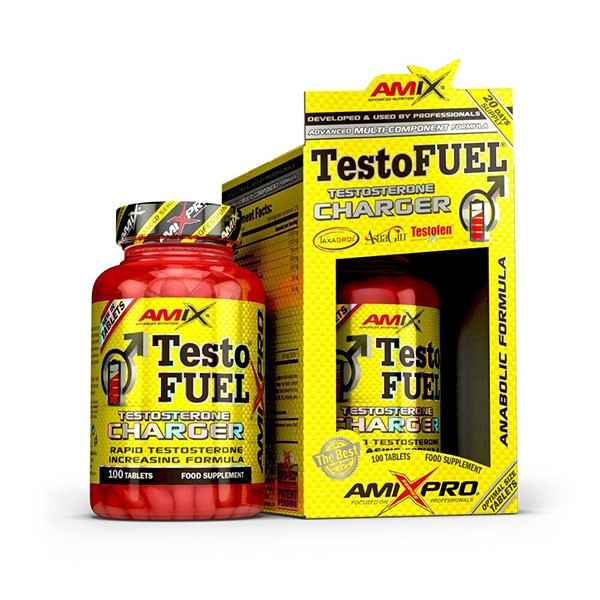 Testo Fuel 100 tbl