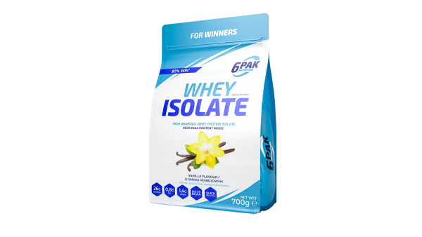Whey Isolate 700 g Vanila