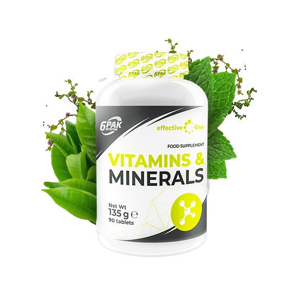 Vitamini i Minerali 90 tbl