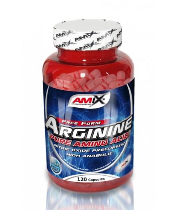 AMIX Arginine 120 cap