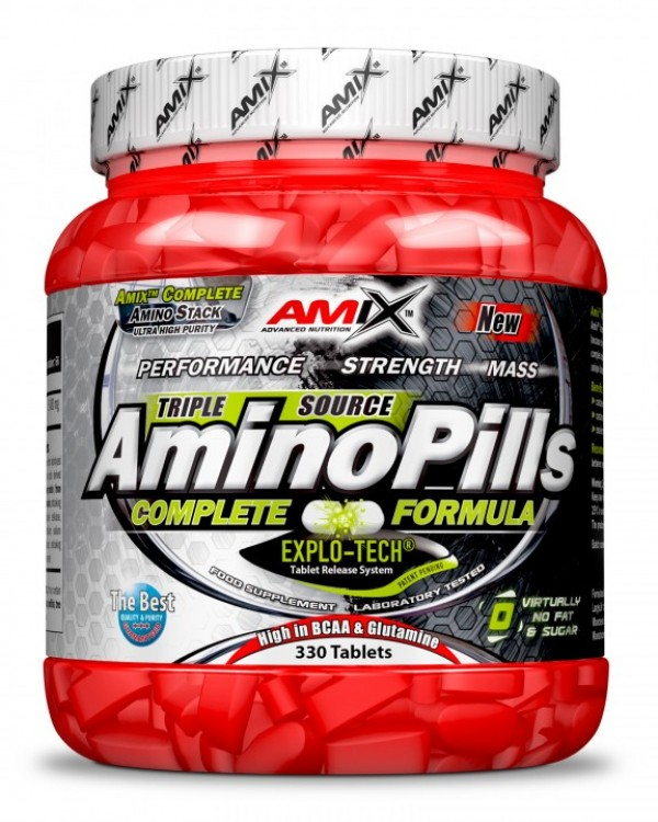 AMX-Amino PIills 330 tbl