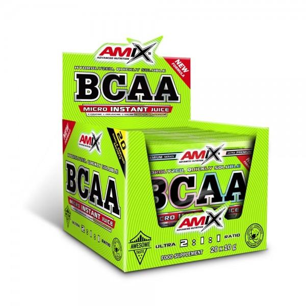 BCAA Instant 10 g Kesica Pomorandža