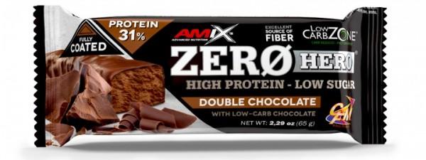Zero Hero Protein Bar 65 g Čokolada