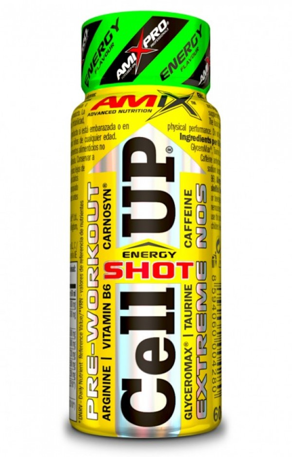 CellUp Shot 60 ml Energy
