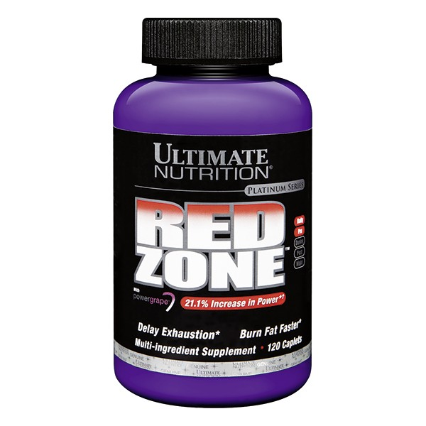Ultimate Nutrition Red Zone, 120 cap
