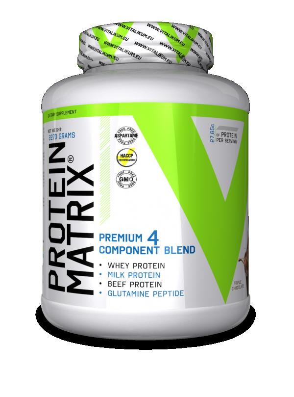 Protein Matrix 2,3 kg Vanila