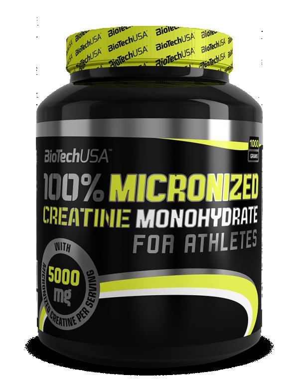 100% Creatine Monohydrate 1 kg