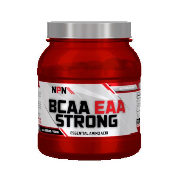 BCAA + EAA Strong 400 g Pomorandža
