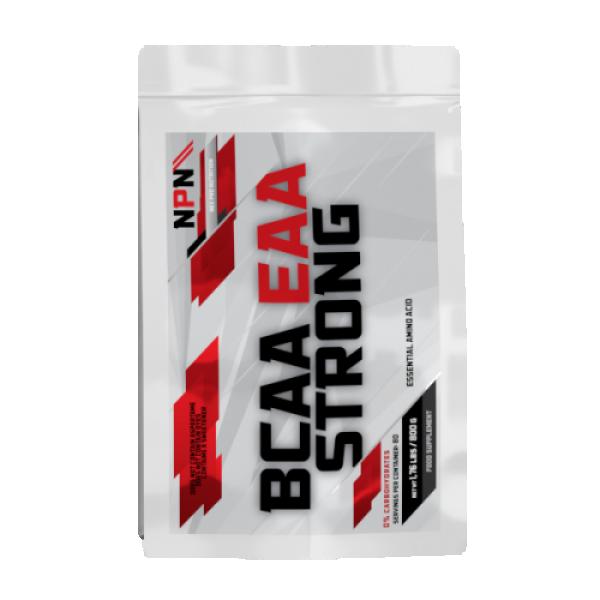 BCAA + EAA Strong 800 g Pomorandža