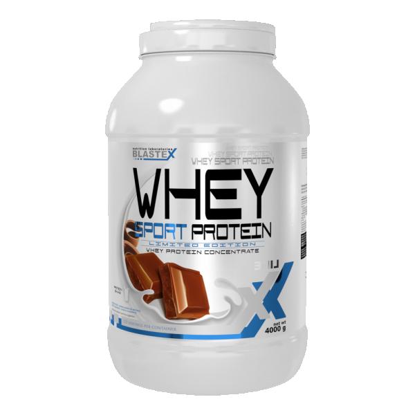 Whey Sport Protein XLine 4 kg Čokolada