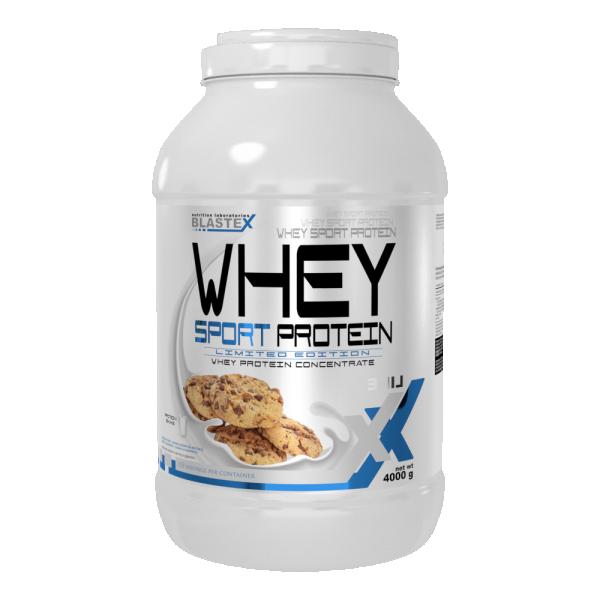 Whey Sport Protein XLine 4 kg Cookie