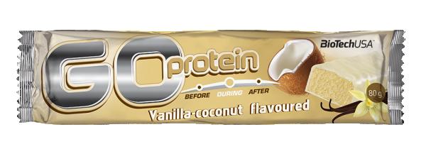 Go Protein Bar 80 g Vanila-kokos