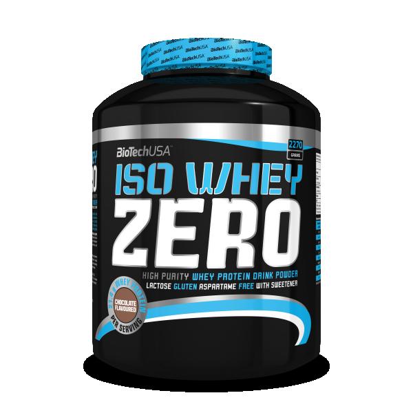 Iso Whey Zero 2,3 kg Čokolada