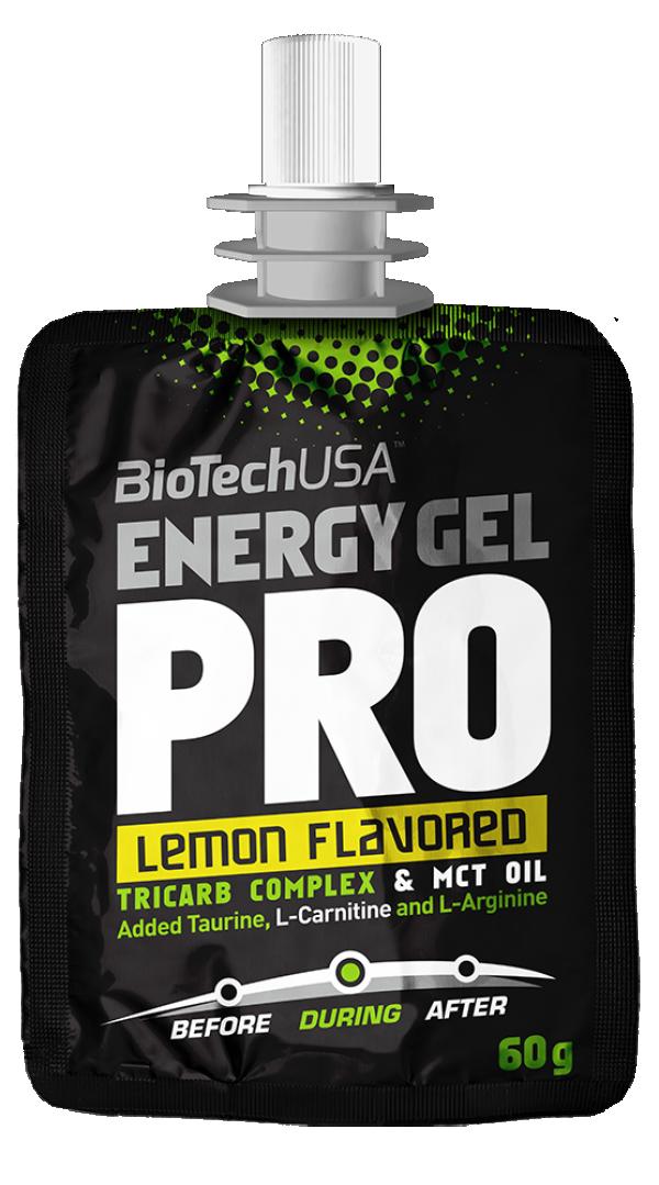 Energy Gel Pro 60 g Pomorandža