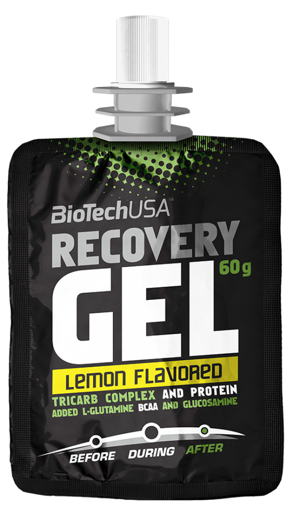 Recovery Gel 60 g Višnja