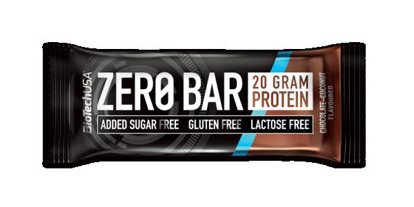 Zero Bar 50 g Čokolada-kokos